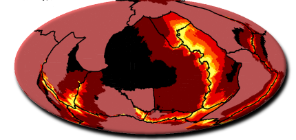 heat flow in the Cenozoic